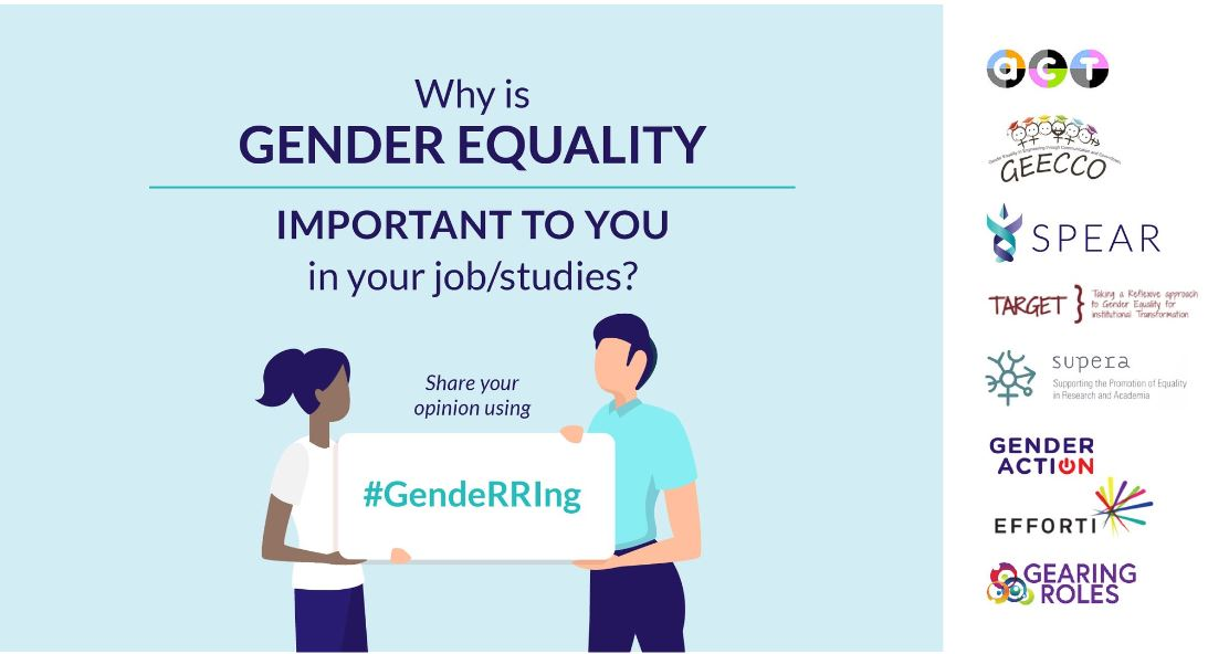 Join our Twitter Campaign on Gender Equality!